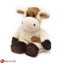 EN71 & ASTM estándar suave peluche juguete bailando vaca