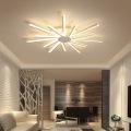 Iluminación interior empotrada en el techo