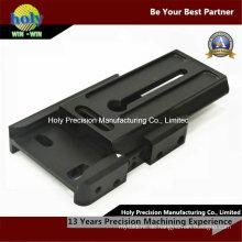 Schiebetisch CNC Bearbeitungsteile Fotographische CNC-Aluminiumteile