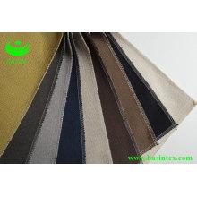 Tissu de canapé de coton au chanvre