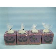 Halloween Candle Shape Ceramic Crafts (LOE2372-A7z)