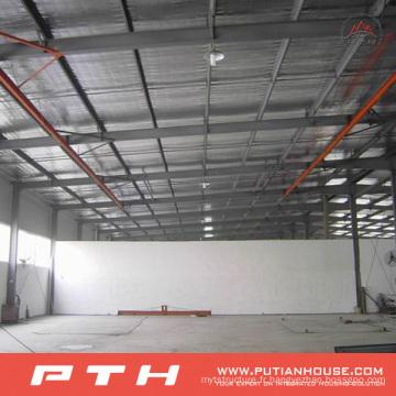 Grand entrepôt adapté aux besoins du client de structure métallique de grande envergure avec l'installation facile