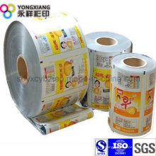 Сноуборд Пластиковый упаковочный рулон с материалом VMPET