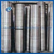 ASTM B367 Pure coulée de lingots de titane