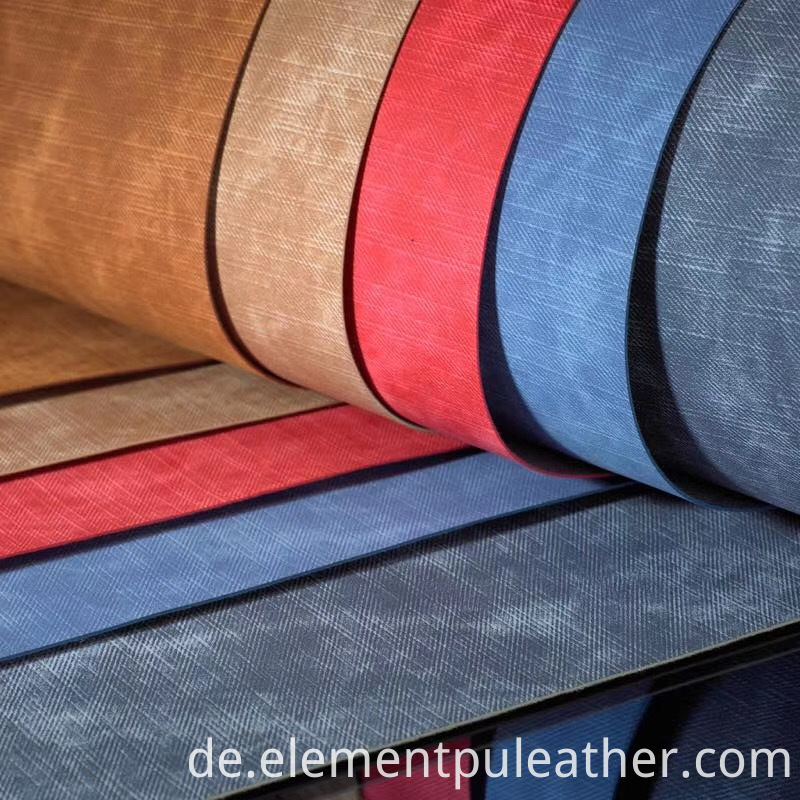 Synthetic PU Leather