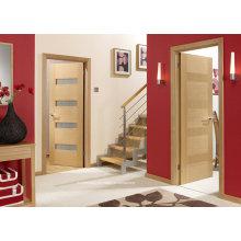 Forneça preços valiosos Portas de madeira internas