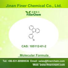Cas 185112-61-2 | 9- (3 - Bromofenil) - 9H - carbazol | 185112-61-2 | Precio de fábrica | Gran stock