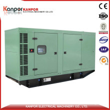 Iveco 128kw 160kVA Diesel Generator with Low Noise Level