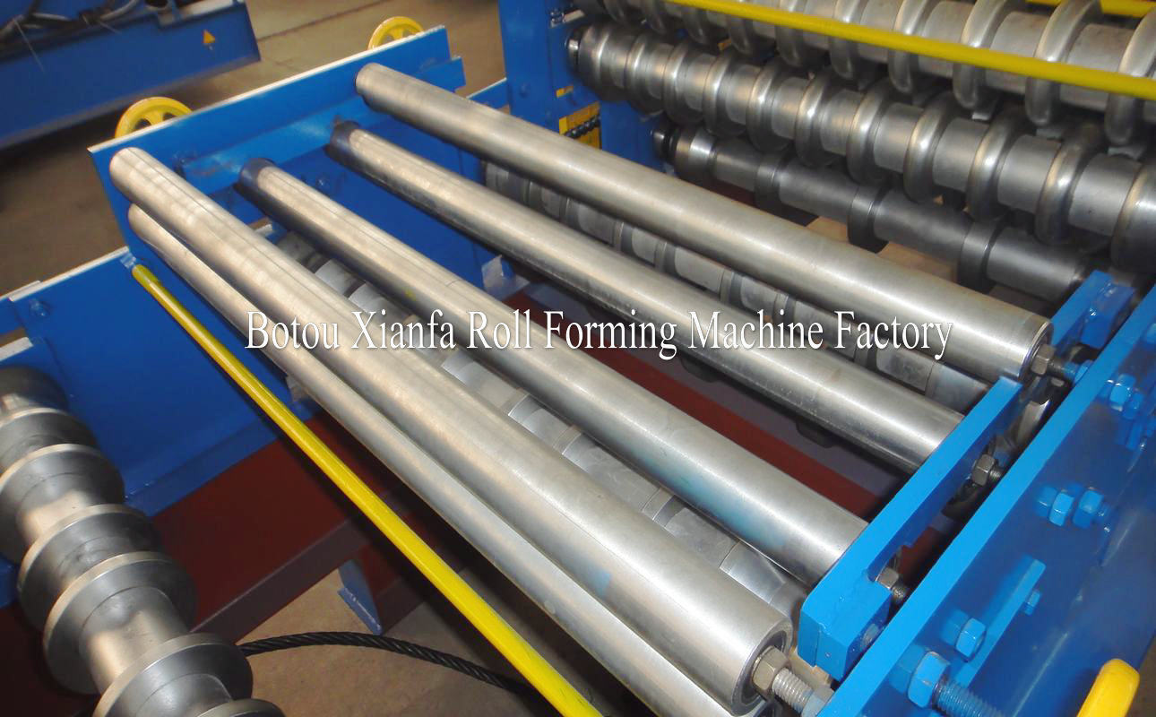 main roll forming machines