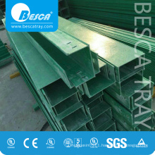 2017 Hot Sale Besca Fiberglass Reinforced Plastics FRP/GRP Cable Trunking Manufactured