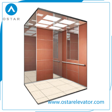 China Manufacture Hot Sell Small Machine Room Passenger Elevator