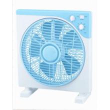"""12 """"Elektrischer Box Fan Speed Control Fan mit Timer"""