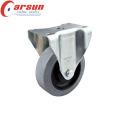 75-миллиметровый роторный поворотный ролик с резьбовым штоком