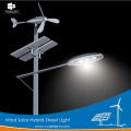 DELIGHT 12m Steel Pole Wind Solar Street Light