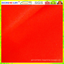 High Visibility 85%Polyester 15%Cotton 4/1 Satin Fabric