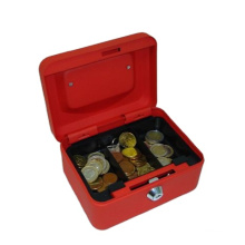 2020 HOT selling cash box with two keys