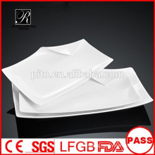 Wholesale 2015 Rectangular Dinner Plates for Restaurant with Excellent Price