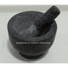 Granite Mortars and Pestles Size 15X11cm