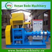 Hohe Arbeitseffizienz 2 t / h Sojabohnenextrudermaschine / Sojabohnenverarbeitungsmaschine mit CER 008618137673245