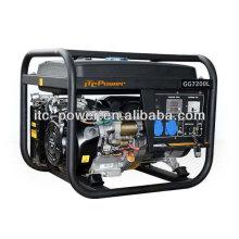 ITC-POWER tragbarer Generator Benzin tragbare Generator 5kVA