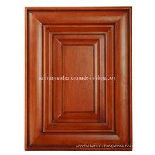 Твердой древесины Кухонный шкаф двери для Amrican (HLsw-1)