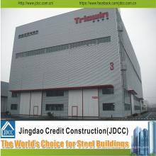 Kostengünstige Stahlkonstruktionsschuppen