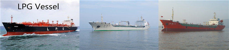 Marine LPG vessel for sale