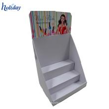 Contador de auriculares promocional de moda Holiday Holiday que exhibe la caja del paquete al por mayor