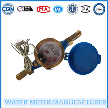 Pulse Water Meter Multi Jet Dry Dial