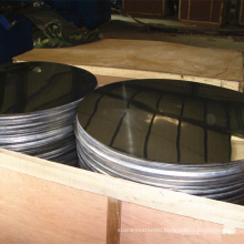 China High Quality 410 Cold Rolled Stainless Steel Polish Circle