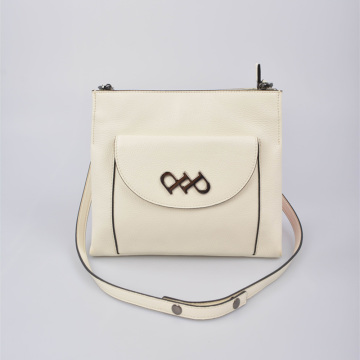 Square Minimalist City Crossbody Bag Büchertasche