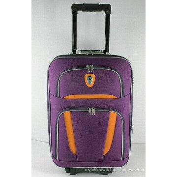 Günstige Fashion Soft EVA Externe Trolley Reisegepäck