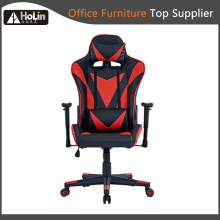 Silla ergonómica de cuero para PC Racing Gaming