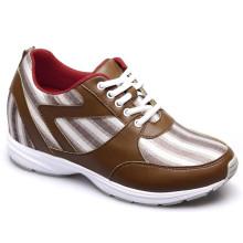 Мужские спортивная обувь кроссовки Leisural туфли с кружевом