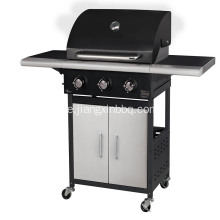 Propangas 3 Brenner Gasgrill