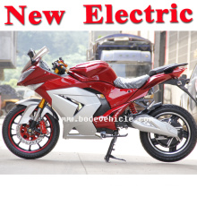 New 3000W Electric Motorcycle/Electric Scooter/Electric Dirt Bike/Electric Bike (mc-248)