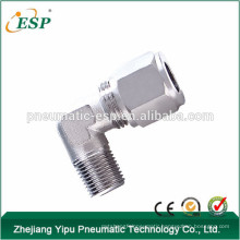 pneumatic mental fittings male elbow fittings mental pipe joint fittings