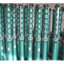 Pompe à eau centrifuge de débit élevé de série de QJ pour la pompe d'irrigation de ferme