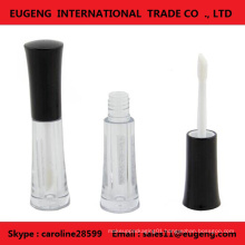 Popular sales clear bottle empty plastic lipgloss container