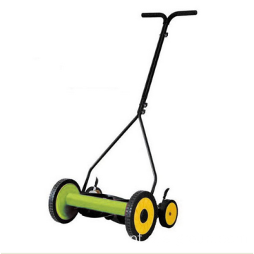 18 polegadas manual Hand Push Reel Lawn Mower