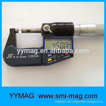 Gute Qualität Professioneller Mikro- / Minimagnet präziser Magnet für Spielzeug