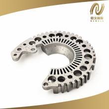 Bloco de alumínio retificador do gerador