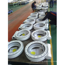 SE series enclosed housing slew drive for for solar tracking system