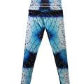 High Waist Printing Spandex Custom Yoga Pants Leggings