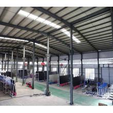 Linha de produção de vidro isolado Weili 2500x3500mm