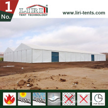Temporary Warehouse Storge Tent Used as Workshop