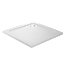 900*900*40mm Square Stone Resin Shower Tray
