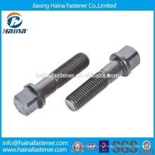 En Stock Fournisseur chinois Meilleur prix DIN 478 Acier au carbone / Vis en acier inoxydable Tête carrée avec col / rondelle