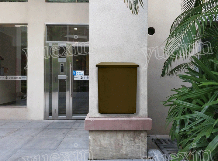 Outdoor Smart Delivery Drop Box