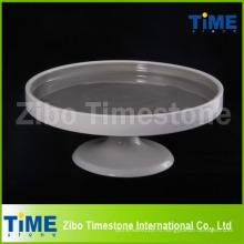 3 Размер комплект Керамическая торт стенд из керамогранита Материал (TMM15072801)